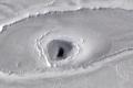 Misteriosi cerchi nel ghiaccio nel Mar Glaciale Artico