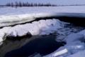 Russia, dal permafrost emerge un lago sulfureo (Video)